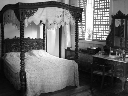 [Q]uirino, Elpidio Mansion (Vigan)