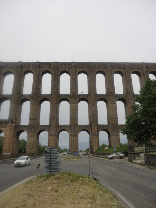 [V]anvetilli, Aqueduct (Campania)