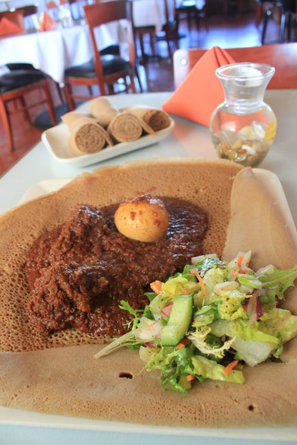 Indulge: Dig in for an African Cuisine