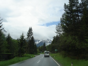 Germany, or Roads toDestination