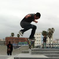 Lords of Dogtown / Skaters in Venice Beach