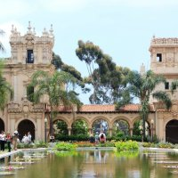 Botanical Garden in Balboa Park