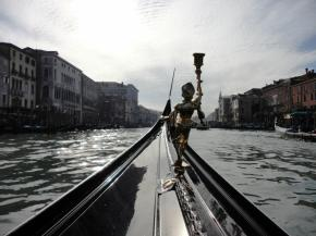 Riding Gondola in Venice, or Making The Best of yourTravel