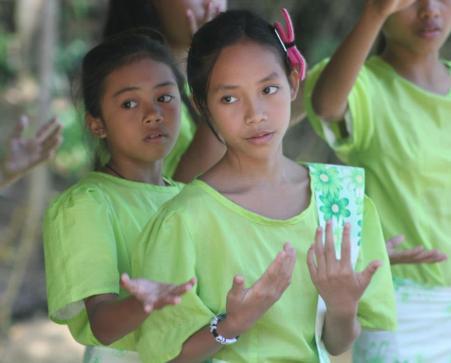 [K]uradang (Cultural Dance)