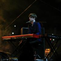 James Blake at FYF Fest in L.A.