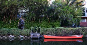 Solitary Walk: VeniceCanals