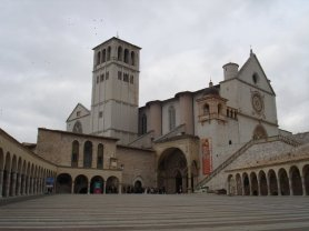 St [F]rancis Basilica
