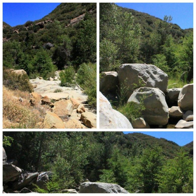 Sespe Creek in Ojai