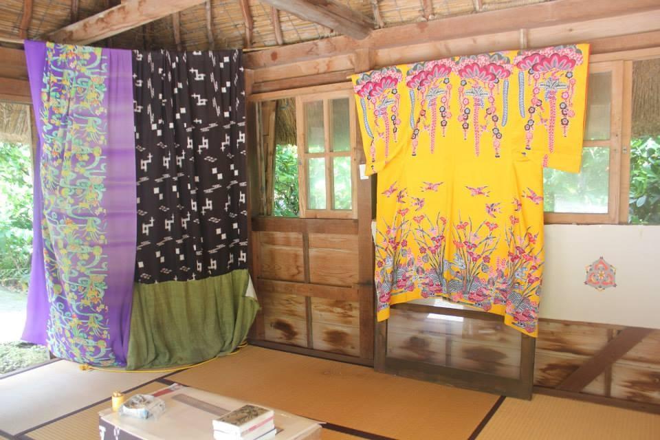 Ryukyu Mura Kimono