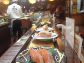 Memory Monday: Sushi, or GivingChances