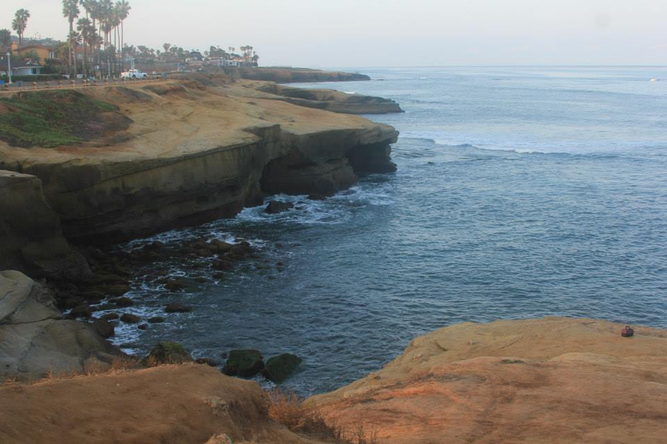 sunset cliff boulevard