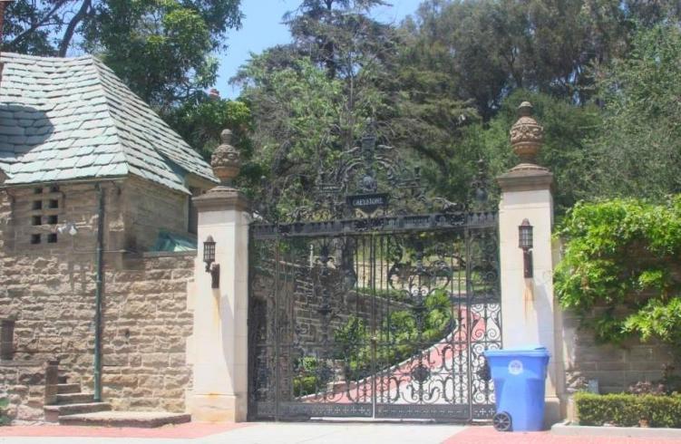 Ozzy's house