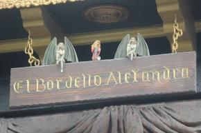 El Bordello Alexandra in Venice,CA