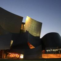 Frank Gehry's Architectural Works in California