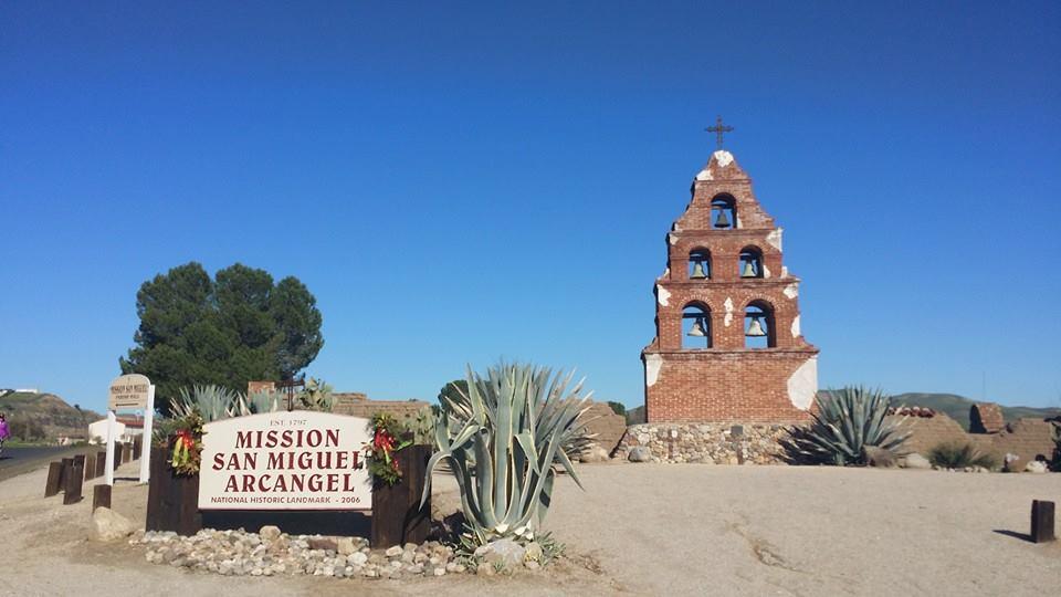 Mission San Gabriel Arcangel