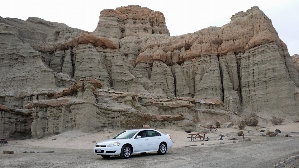 Red Rock Canyon State Park (Kern County)