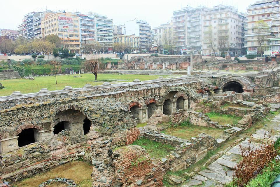 Roman Forum Thessaloniki