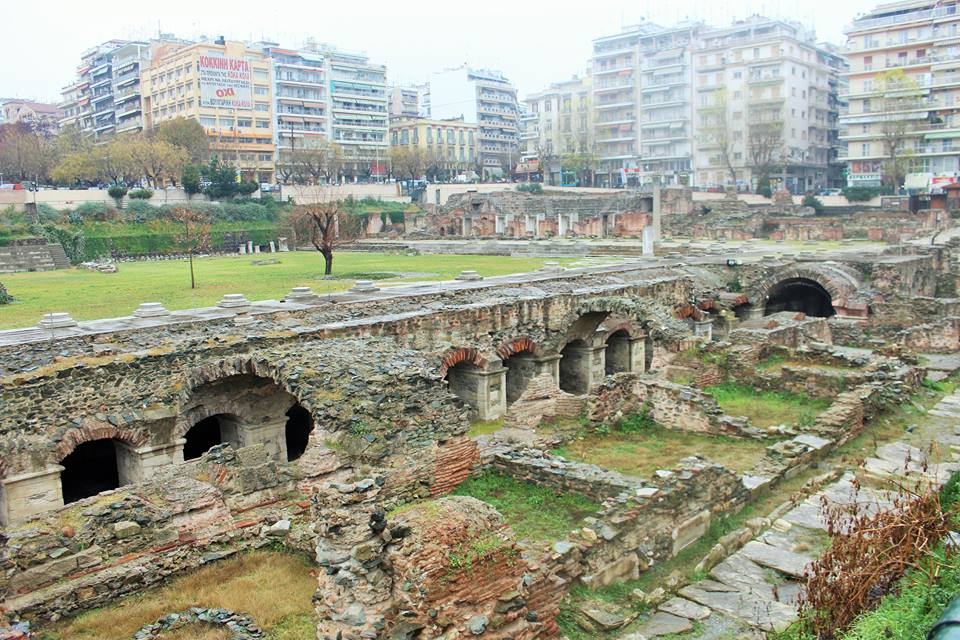Roman Forum Thessaloniki