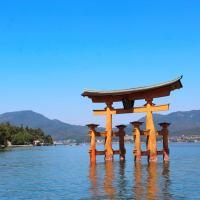 O-torii Gate at Miyajima Island